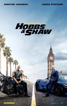 Fast and Furious- Hobbs and Shaw